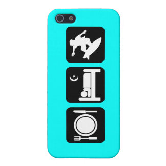 funny surfing cover for iPhone 5/5S