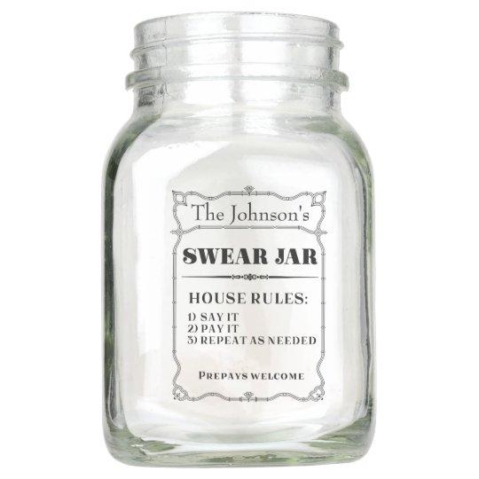 Funny Swear Jar Zazzle Co Uk