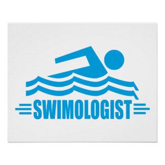 Funny Swimmer's