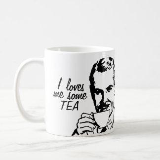 Funny Tea Humor Basic White Mug
