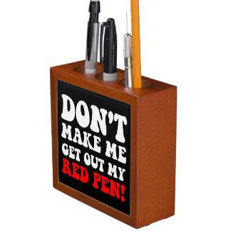 funny teacher Pencil/Pen holder