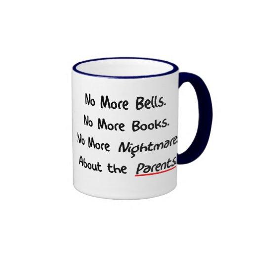 Funny Teacher Retirement Gifts Coffee Mug