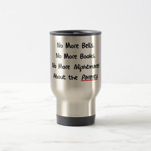 Funny Teacher Retirement Gifts Stainless Steel Travel Mug