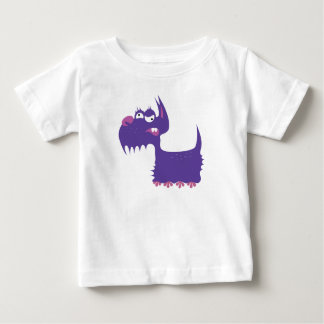 Funny Terrier Baby T-Shirt