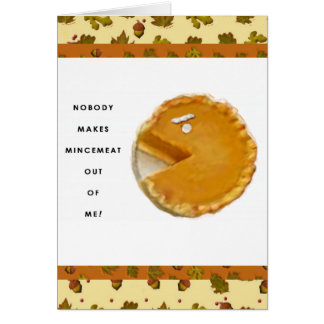 funny Thanksgiving Day cards