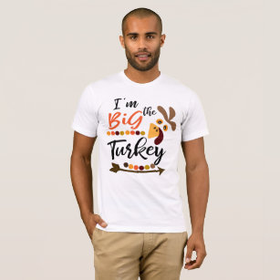 abf167fb Funny Turkey Dinner T-Shirts & Shirt Designs | Zazzle UK