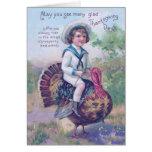 Funny Thanksgiving Turkey Cards