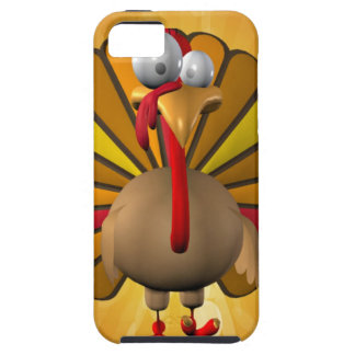 Funny Thanksgiving Turkey iPhone 5 Covers