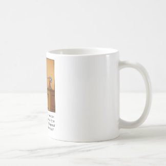 Funny Thanksgiving Turkey Trial! Basic White Mug