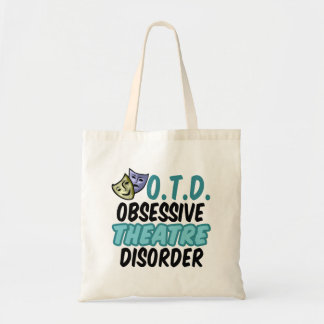 Funny Theatre Canvas Bags
