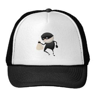 Funny Thief Trucker Hats