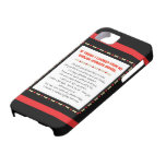 Funny Things Learned From English Springer Spaniel Barely There iPhone 5 Case