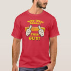 Funny! This Guy Loves Bacon T-Shirt