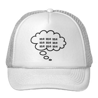 Funny Thought Bubbles Cap