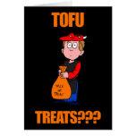 Funny Tofu Halloween
