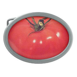 Funny Tomato 4Alfredo Belt Buckle