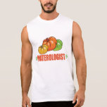 Funny Tomatoes Sleeveless Shirt