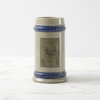 Funny Ton si thurt Eth Beer Stein