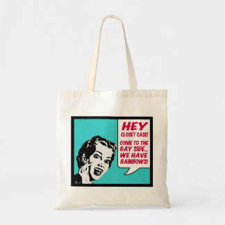 Funny Tote - We Have Rainbows! Budget Tote Bag