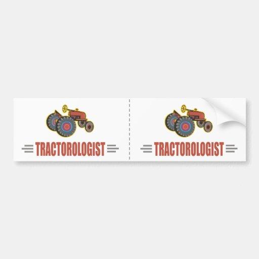 Funny Tractor Bumper Stickers