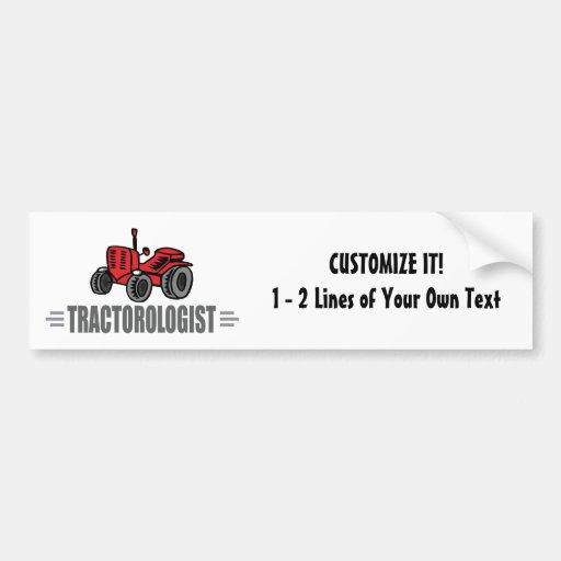 Funny Tractor Love Bumper Stickers