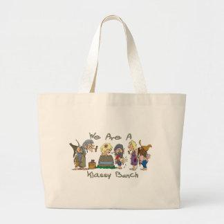 Funny Trailer Park Shirt Canvas Bag