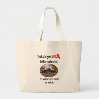 Funny Trailer Park Shirts and Gifts Bag