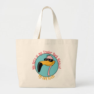 Funny Trailer Park Shirts and Gifts Canvas Bag