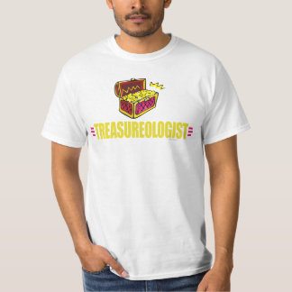 Funny Treasure Hunting T-Shirt