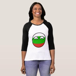 Funny Trending Geeky Bulgaria Countryball T-Shirt