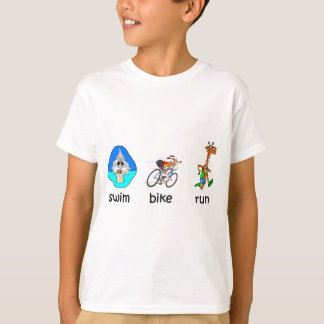 Funny triathlon T-Shirt