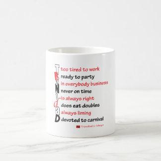 Funny Trini Mug