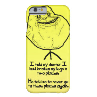 Funny Troll Doctor LOL iPhone 6 case