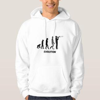 funny trombone player hoodie