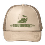 Funny Trout Fishing Cap
