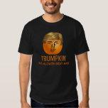 Funny Trump Halloween Trumpkin Pumpkin Tshirt