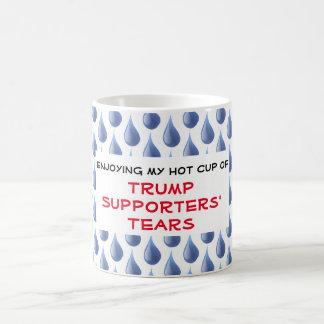 Funny Trump Supporters' Tears Coffee Mug