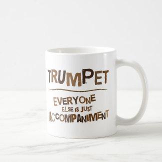 Funny Trumpet Gift Coffee Mug