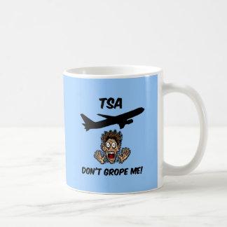 Funny TSA Basic White Mug