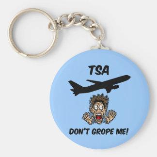 Funny TSA Keychains