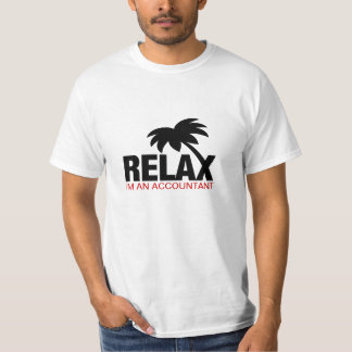 Funny tshirt for accountants