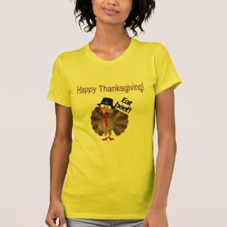 Funny Turkey, Happy Thanksgiving T-Shirt