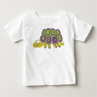 Funny Turtle Baby T-Shirt