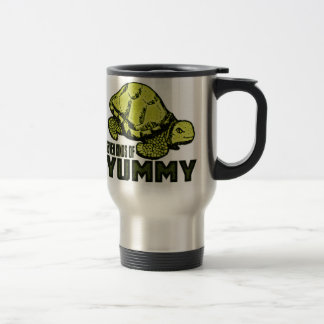 Funny Turtle Eater Mugs