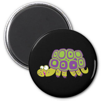 Funny Turtle Magnet