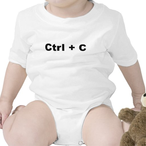 Funny TWINS Design--- Ctrl + C (Copy) (1 of 2) Shirts