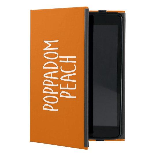 Funny typographic misheard song lyrics iPad mini cases