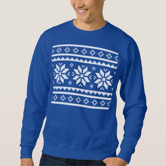 Funny ugly Christmas sweater for men and women
