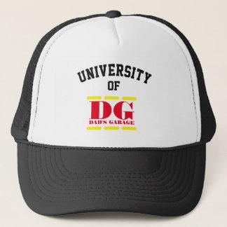 Funny - University of Dad's Garage - Cap
