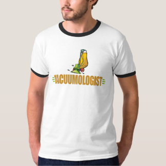Funny Vacuuming T-Shirt